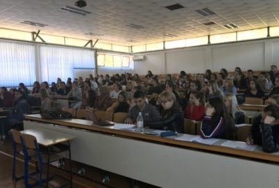 Public lecture Tuzla