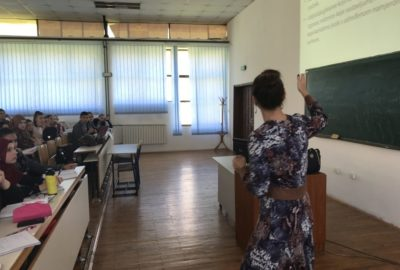 Public lecture Tuzla 2